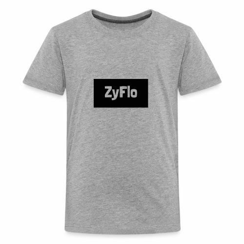 Men's ZyFlo Hoodie - Kids' Premium T-Shirt