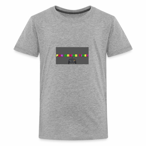 It's Gaming Time - Kids' Premium T-Shirt