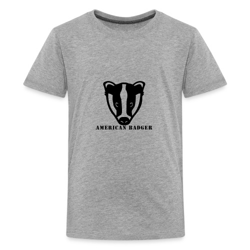 American Badger - Kids' Premium T-Shirt