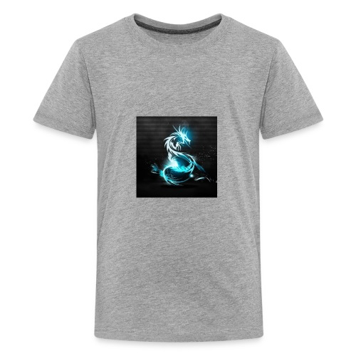 CrazyPlayz Official T-Shirt - Kids' Premium T-Shirt