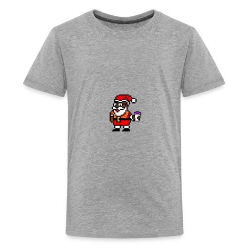 trap_santa - Kids' Premium T-Shirt