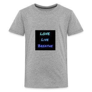 The Day Shift Academy Blue LLB Design - Kids' Premium T-Shirt
