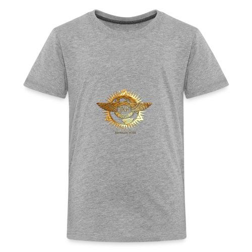 Jerusalem Music Logo - Kids' Premium T-Shirt