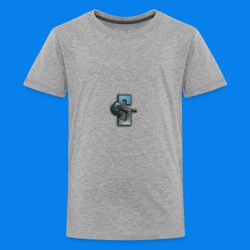 Speedy Logo 2 - Kids' Premium T-Shirt