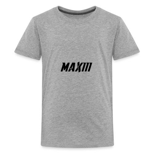 Maxiii Official Shirt Logo! - Kids' Premium T-Shirt
