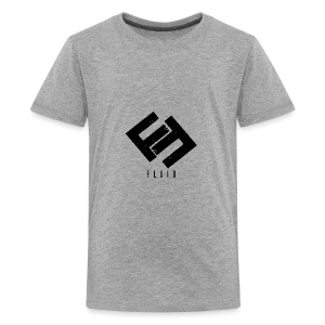 Fluid Logo - Kids' Premium T-Shirt
