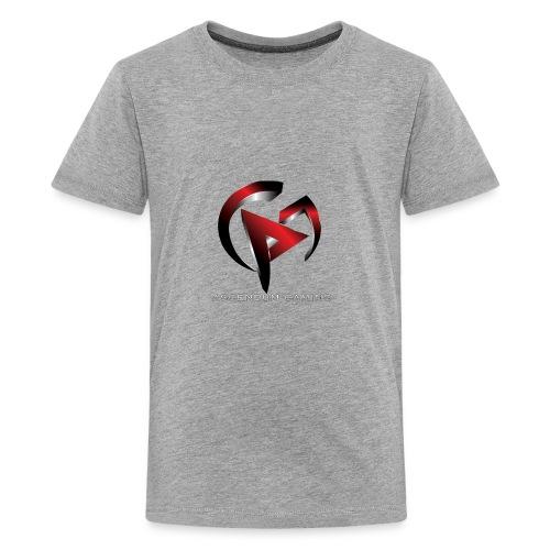 Ascendum Gaming Logo - Kids' Premium T-Shirt