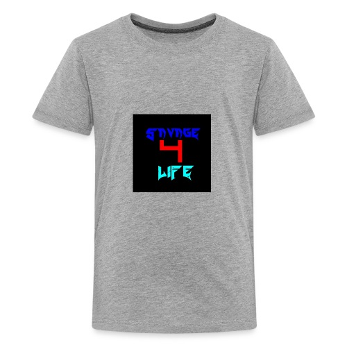 Savage 4 Life - Kids' Premium T-Shirt