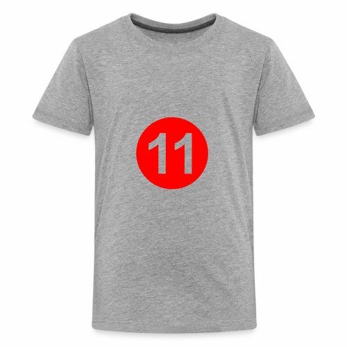 Red 11 Crew - Kids' Premium T-Shirt
