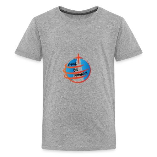 Living Off Autopilot - Kids' Premium T-Shirt