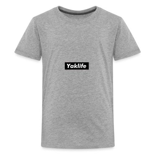 YAKLIFE'S MERCH - Kids' Premium T-Shirt
