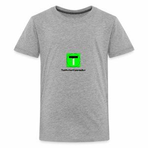 TheMutantCreeperBoy Merch - Kids' Premium T-Shirt