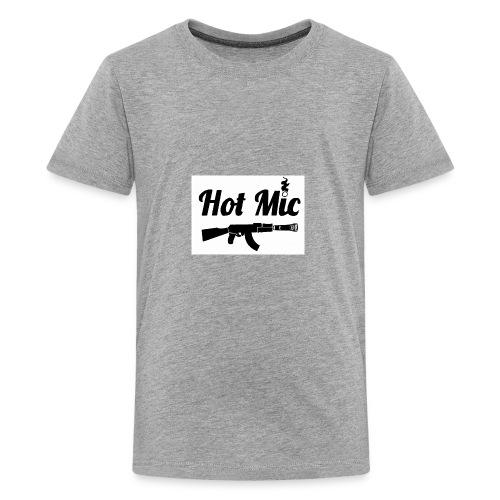 Hot Mic 47 - Kids' Premium T-Shirt