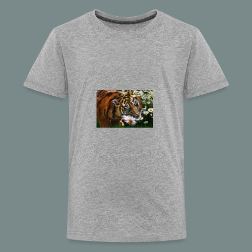 Tiger flo - Kids' Premium T-Shirt