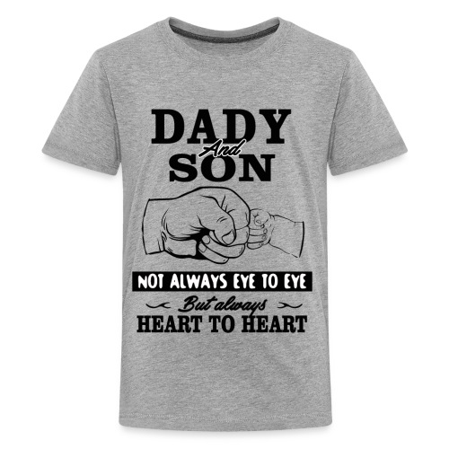 Dady and Son - Kids' Premium T-Shirt
