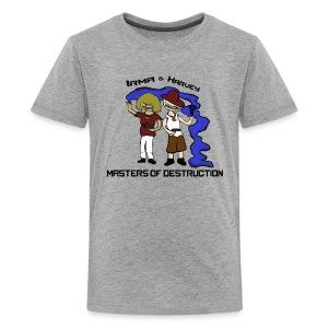 Masters of Destruction - Kids' Premium T-Shirt
