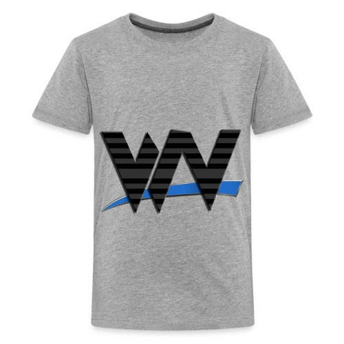 Wrestling News Merch - Kids' Premium T-Shirt