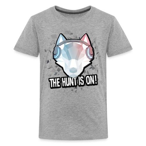 The Hunt is on! - Kids' Premium T-Shirt