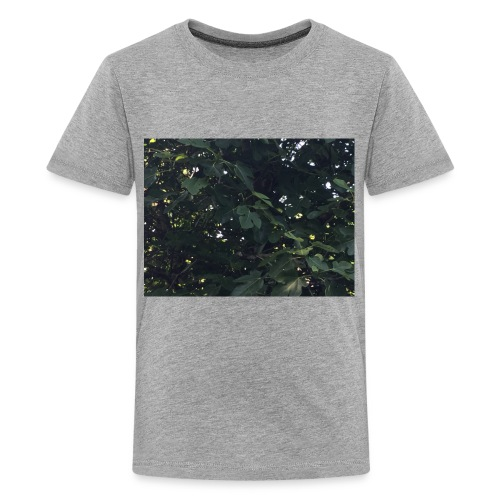 fig tree of time - Kids' Premium T-Shirt