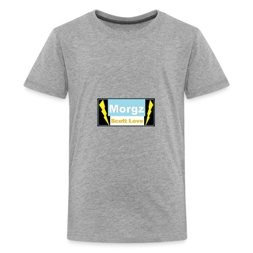 Morgz scott Love - Kids' Premium T-Shirt