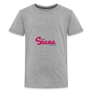 Säuna Apparel logo - Kids' Premium T-Shirt