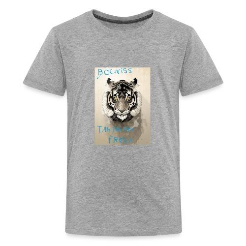 tah.tah.tah clan fan hoodie - Kids' Premium T-Shirt