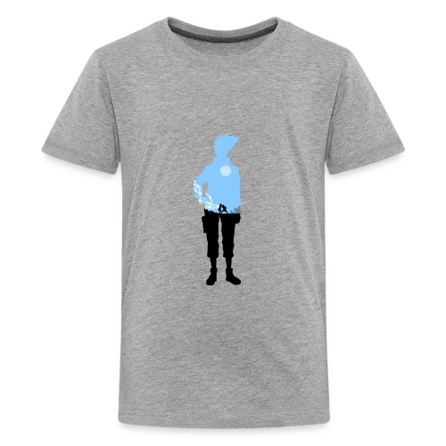 Kakashi Hatake - Kids' Premium T-Shirt