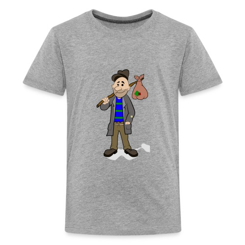 hobo5 by dorisofsign d8ddy20 - Kids' Premium T-Shirt