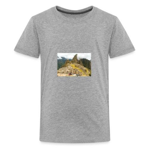 Machu Picchu, Peru - Kids' Premium T-Shirt