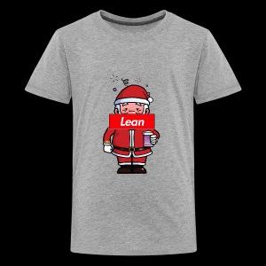Fresh Slate Customs Santa Lean - Kids' Premium T-Shirt