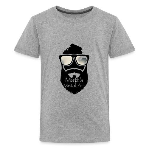 Matt's Metal Art - Kids' Premium T-Shirt