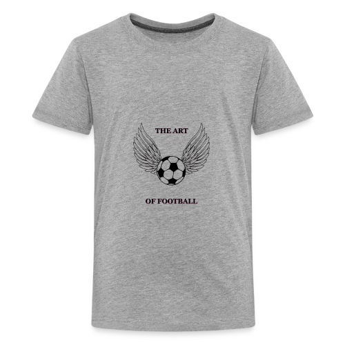 FOOTBALL T SHIRT - Kids' Premium T-Shirt