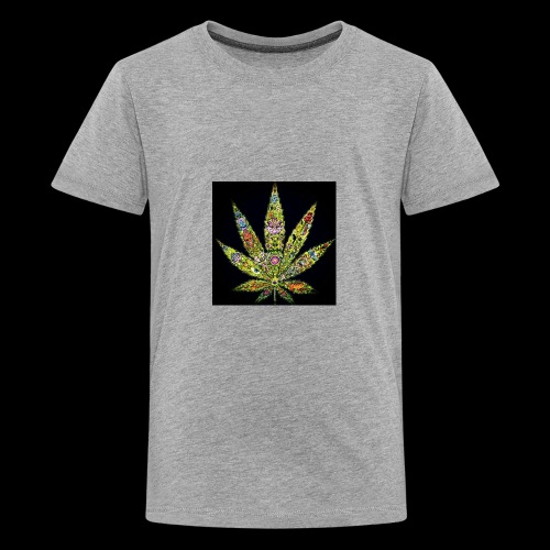Marijuana - Kids' Premium T-Shirt