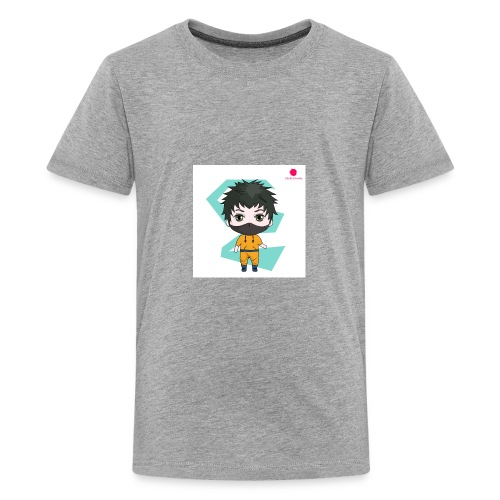 The mini x vampire logo - Kids' Premium T-Shirt