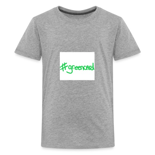 GREENCARD - Kids' Premium T-Shirt