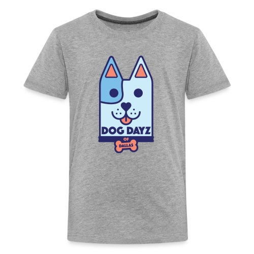 Dog Dayz of Dallas - Kids' Premium T-Shirt
