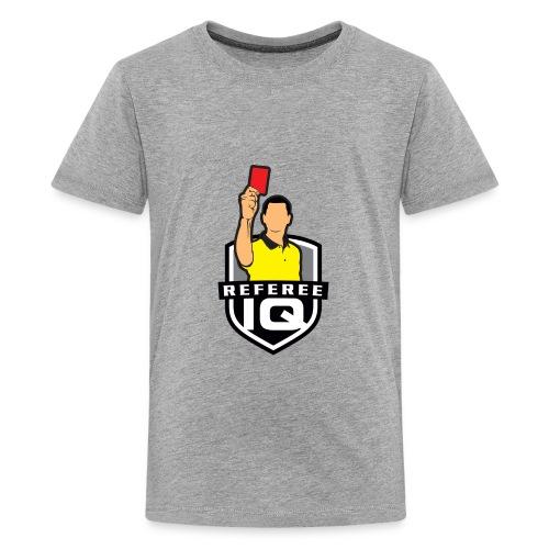 RefereeIQ Official Logo - Kids' Premium T-Shirt
