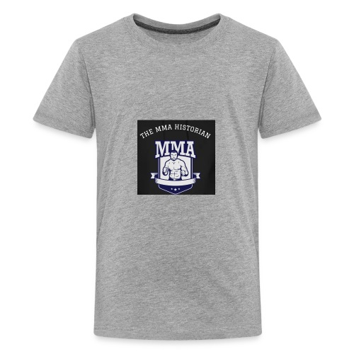 THE MMA Historian - Kids' Premium T-Shirt