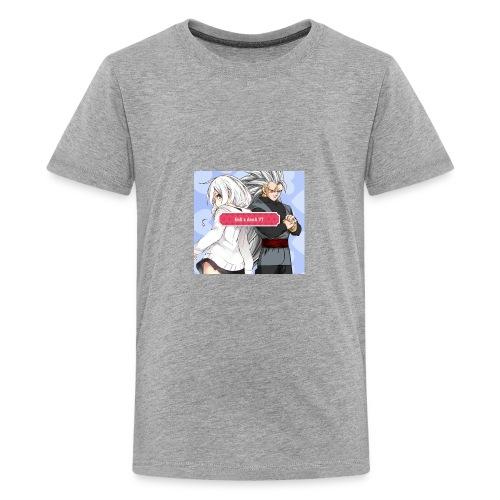 EnD x AnnA YT Official Logo #4 - Kids' Premium T-Shirt
