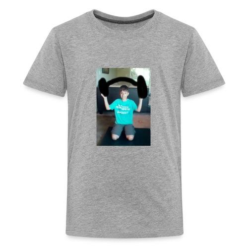 Asher strong mode - Kids' Premium T-Shirt