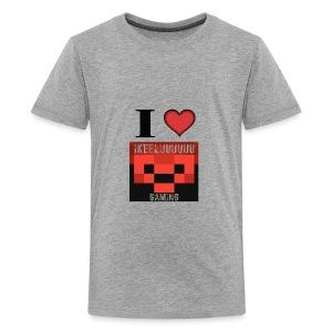 I heart ike - Kids' Premium T-Shirt