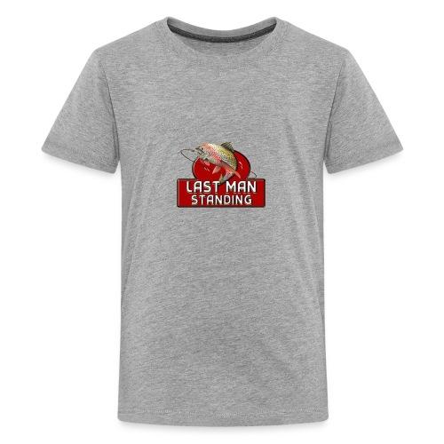 outdoor man merchandise - Kids' Premium T-Shirt