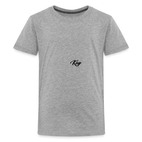 Kay Hoodie - Kids' Premium T-Shirt