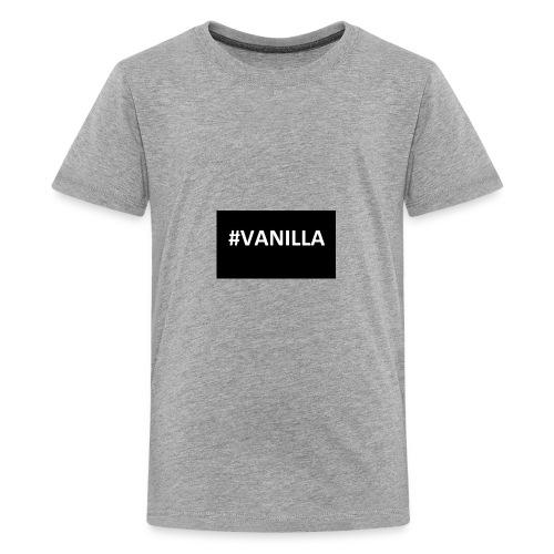 Vanilla - Kids' Premium T-Shirt