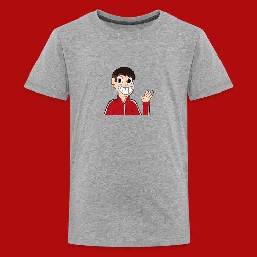 Micah_animatEd - Kids' Premium T-Shirt