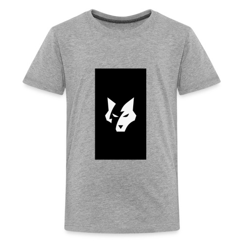 stay wolfie - Kids' Premium T-Shirt