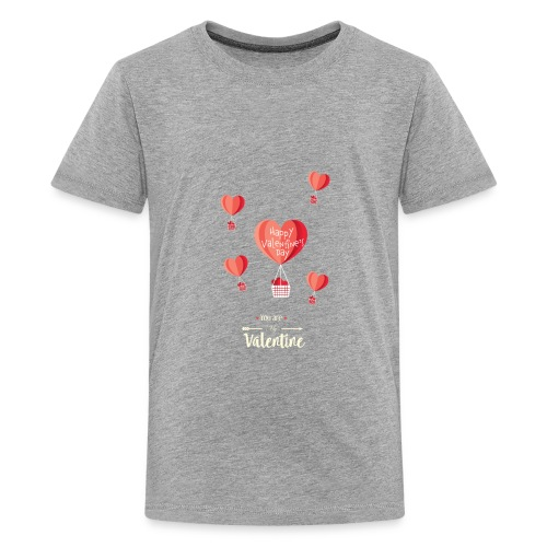 Happy Valentines Day - Kids' Premium T-Shirt