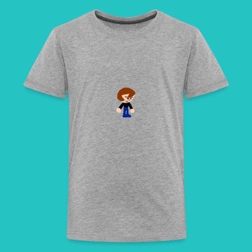 Nintendo Planet Isaiah - Kids' Premium T-Shirt