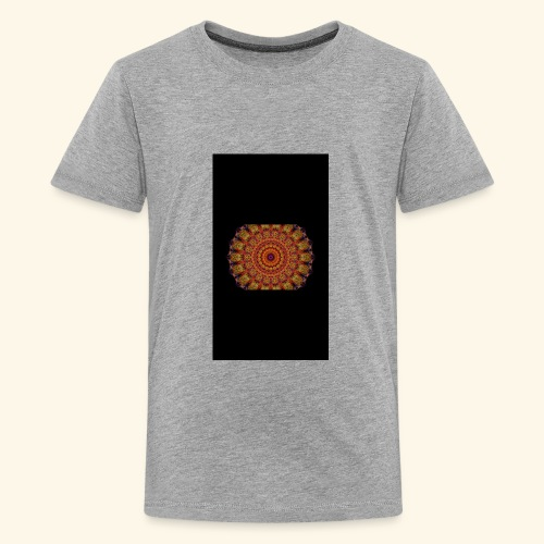sunset henna - Kids' Premium T-Shirt