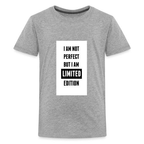 Limited 3b661cc9 e06b 37f8 8a06 8974d4a4366a - Kids' Premium T-Shirt